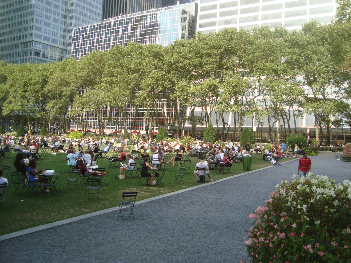 Park in New York